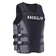HISEA® Mentőmellény Könnyű anyagok Neoprén Úszás Búvárkodás Szabadtüdős merülés Felsők mert Felnőttek / Nyúlós