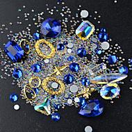 Negle smykker Smykker / Nail Art Design Mode / Skinnende Daglig