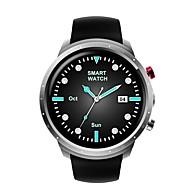 tanie Inteligentne zegarki-Wielofunkcyjny Wifi Rejestrator snu Chronograf siedzący Przypomnienie Bluetooth 4.0 WIFI Android 5.1 Karta Nano SIM