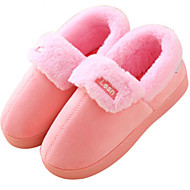 cheap Slippers-Flip-Flop Bootie Slippers Women's Slippers Polyester Polyester