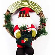 cheap Holiday Decorations-1pc Christmas Decorations Christmas Ornaments, Holiday Decorations 44*33*5