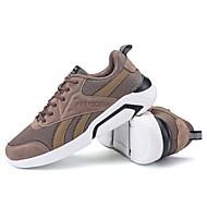 Hombre Zapatos Sintético Otoño / Invierno Confort Zapatillas de deporte Blanco / Rojo / Azul oDDL2z0p
