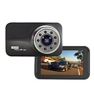 お買い得  車載DVR-9個のIRライトナイトビジョンnovatek ntk96223 fhd 1080pのGセンサー170度の車のdvr t639のダッシュカメラの車の検出器