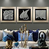 billige Innrammet kunst-Romantik Tegning Veggkunst,Stål Materiale med ramme For Hjem Dekor Rammekunst Innendørs