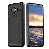 billiga Mobil cases & Skärmskydd-fodral Till Huawei Mate 10 pro Mate 10 lite Stötsäker Frostat Skal Ensfärgat Mjukt TPU för Mate 10 Mate 10 pro Mate 10 lite Huawei