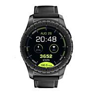 tanie Inteligentne zegarki-Krokomierze Powiadamianie o połączeniu telefonicznym Kontrola APP Powiadamianie o wiadomości Pulse Tracker Krokomierz Rejestrator