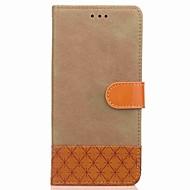 billiga Mobil cases & Skärmskydd-fodral Till OnePlus Ett plus 3 OnePlus 5T 5 Korthållare Plånbok med stativ Lucka Magnet Fodral Geometriska mönster Hårt Textil för One