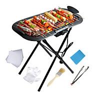 ieftine Dispozitive de Bucătărie-Barbecue Grill electric Multifuncțional Oțel Inoxidabil Japonez Aragazuri termice 220V Tehnica de bucătărie