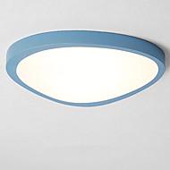 billige Takbelysning og vifter-LED Takplafond Omgivelseslys Til Soverom Barnerom Varm Hvit Hvit 110-120V 220-240V 240lm Ja