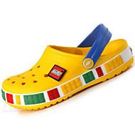 お買い得  男の子用靴-男の子 靴 EVA 春 夏 コンフォートシューズ スリッパ&フリップ・フロップ のために カジュアル イエロー ライトパープル ライトグリーン ネービーブルー