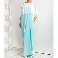 Žene Swing kroj Haljina Color block Maxi