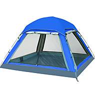 3-4 osoba Pagoda sátor Szúnyoghálós sátor Šator Za jednu osobu šator za kampiranje Jedna soba Vodootporno Ultraviolet Resistant za
