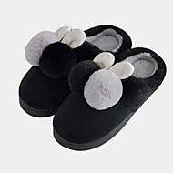 tanie Pantofle-Flip-Flop Dom klapki Pantofle damskie Poliester Poliester