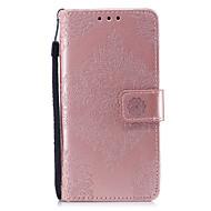 billiga Mobil cases & Skärmskydd-fodral Till Huawei Honor 7 Huawei P9 Lite Huawei Huawei P8 Lite P8 Lite (2017) P10 Lite Korthållare Plånbok med stativ Mönster