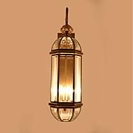 baratos -Estilo Mini Tradicional/Clássico Para Quarto Quarto de Estudo/Escritório Metal Luz de parede 110-120V 220-240V 40W