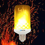 billige Kornpærer med LED-brelong e27 / e14 / b22 ledet flammeffekt brannpærer 2835 99smd ac85-265v