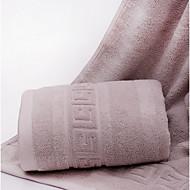 お買い得  バスタオル-優れた品質 バスタオル, ソリッド ピュアコットン 浴室