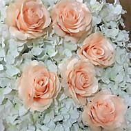 billige Kunstig Blomst-Kunstige blomster 10 Afdeling Moderne Stil Roser Bordblomst