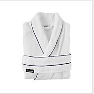billige Badekåper-Frisk stil Badekåpe, Ensfarget Overlegen kvalitet 100% bomull 100% Bomull Perkale Håndkle