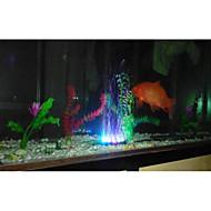 Akvarier Akvariedekoration / LED Chip / Undervandslamper Multifarvet Vandtæt LED lampe 220 V V /