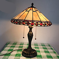 billige Lamper-metallic Dekorativ Bordlampe Til Soverom Spisestue Metall 220V