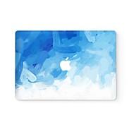 tanie Akcesoria do MacBooka-1 szt. Naklejka na obudowę na Odporne na zadrapania Obraz olejny Wzorki PET MacBook Air 13''