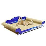 Χαμηλού Κόστους Άμμος για γάτες & Χάρτες με κρυμμένα σημεία-Catnip Χειροτεχνία με Χαρτί Μέθοδος Scratch Πολυτέλεια Φιλικό προς τα Κατοικίδια Πολύχρωμο Μπλοκ για ξύσιμο νυχιών Χωρίς Paraben Χαρτί