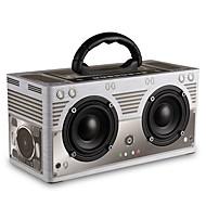W9 Bluetooth zvučnik Bluetooth 4.0 Audio (3,5 mm) 3.5mm AUX Zvučnik za policu Sive boje