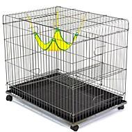 Χαμηλού Κόστους Άμμος για γάτες & Χάρτες με κρυμμένα σημεία-Γάτες Δίσκος Κλουβιά Σπιτάκια Κατοικίδια Επενδύσεις Μονόχρωμο Πτυσσόμενο Ανθεκτικό Ευλύγιστο Ασημί Για κατοικίδια