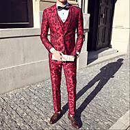 odijela Muškarci-Jednostavan Sofisticirano Print