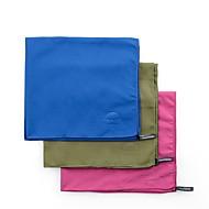 billige -Campering & Vandring Hurtigtørrende Blød Udrensning Rejsestøtte 130*73 Campering & Vandring Ensfarvet