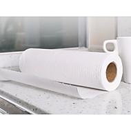 tanie Artykuły kuchenne do czyszcznia-Wysoka jakość 1szt Drewniany Szczotka i ścierka do czyszczenia, 25.5*25.5