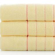 billiga Handdukar och badrockar-Överlägsen kvalitet Tvätt handduk, Enfärgad Polyester / Bomull Blandning Badrum