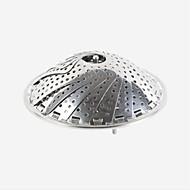 お買い得  果物&野菜用小道具-キッチンツール ステンレス鋼 パータブル 蒸し器 1個