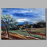 billiga Berömda målningar-Hang målad oljemålning HANDMÅLAD - Känd Klassisk Duk