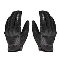 Sporty Unisex Motorcycle Gloves Polyster Breathable / Non-Skid / Comfortable