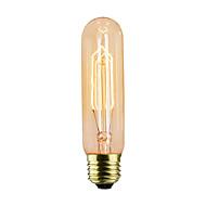 billige Glødelampe-1pc 60W E27 E26/E27 T10 K AC 220-240V V