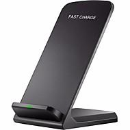 tanie -Ładowarka bezprzewodowa Ładowarka USB Uniwersalny Ładowarka bezprzewodowa / Posiada oparcie / Szybkie ładowanie 1 port USB 1 A DC 5V na iPhone X / iPhone 8 Plus / iPhone 8