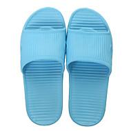 お買い得  レディーススリッパ&フリップフロップ-女性用 靴 EVA 夏 コンフォートシューズ スリッパ&フリップ・フロップ フラットヒール のために グリーン ピンク ライトブルー