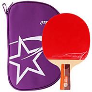 tanie Tenis stołowy-DHS® R2006 CS Ping Pang/Rakiety tenis stołowy Gumowy 2 Gwiazdki Krótki uchwyt Pryszcze