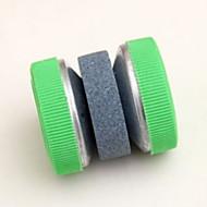 baratos Talheres-Utensílios de cozinha Plástico Gadget de Cozinha Criativa Afiador de Facas Ferramentas 1pç