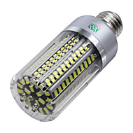 billige Kornpærer med LED-YWXLIGHT® 1pc 25W 2350-2450 lm E26/E27 LED-kornpærer 130 leds SMD 5736 Dekorativ Varm hvit Kjølig hvit 85-265V