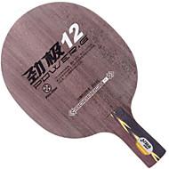 baratos Tenis de Mesa-DHS® POWER.G12 CS Ping Pang/Tabela raquetes de tênis Vestível Durável De madeira Fibra de carbono 1