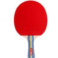 tanie Tenis stołowy-DHS® E302 Ping Pang/Rakiety tenis stołowy Drewniany Gumowy 3 gwiazdek Długi uchwyt Pryszcze