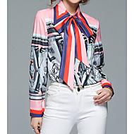 Majica Žene Color block Print
