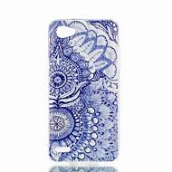 billiga Mobil cases & Skärmskydd-fodral Till LG V30 Q6 Mönster Skal Blomma Mjukt TPU för LG X Style LG X Power LG V30 LG Q6 LG K10 LG K8