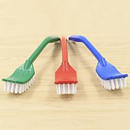 baratos Acessórios de Limpeza de Cozinha-Cozinha Produtos de limpeza Plástico Escova e Pano de Limpeza Armazenamento 1pç