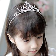 tanie Akcesoria dla dzieci-Akcesoria do włosów - Dla dziewczynek - Na każdy sezon Spinki - Silver