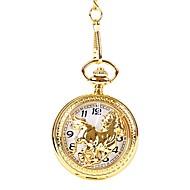 billige Lommeure-Herre / Par Afslappet Ur / Lommeure Kinesisk Afslappet Ur / Sej Legering Bånd Vintage / Afslappet Guld