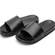 tanie Pantofle-Pantofle damskie / Pantofle męskie Pantofle dla gości / Pantofle Zwyczajny Guma / Plastik Jeden kolor